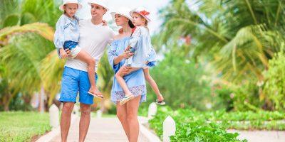 Family Travel Holiday