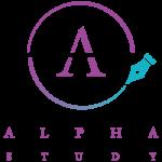 Alpha Study Logo